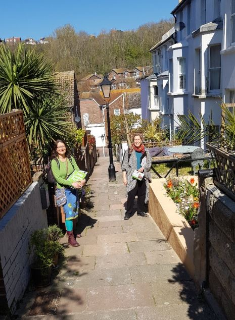 Canvassing in Old Hastings